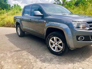 '11 Volkswagen Amarok for sale in Jamaica