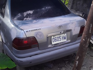 1995 Toyota Corolla 110 for sale in St. James, Jamaica