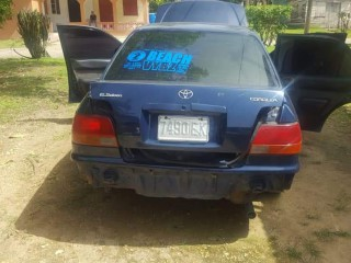 '96 Toyota 110 for sale in Jamaica