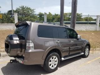 2016 Mitsubishi Pajero for sale in Jamaica