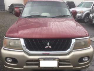'04 Mitsubishi MONTERO for sale in Jamaica