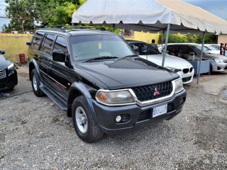2001 Mitsubishi MONTERO SPORT for sale in Kingston / St. Andrew, Jamaica