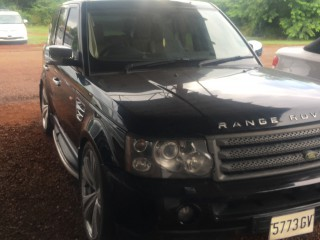 '07 Land Rover Range for sale in Jamaica