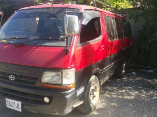 1995 Toyota Hiace for sale in Kingston / St. Andrew, Jamaica