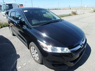 '09 Honda Stream for sale in Jamaica