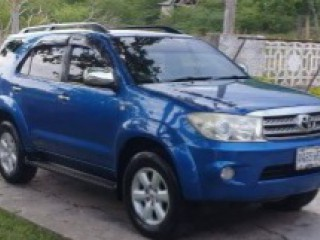 2011 Toyota Fortuner for sale in St. James, Jamaica