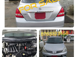 2008 Nissan Tiida for sale in Hanover, Jamaica