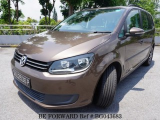 2013 Volkswagen Touran for sale in Kingston / St. Andrew, Jamaica