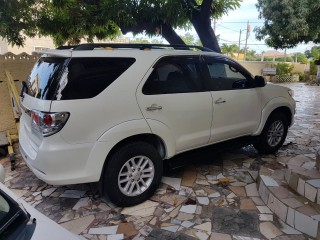 2012 Toyota Fortuner for sale in Kingston / St. Andrew, Jamaica