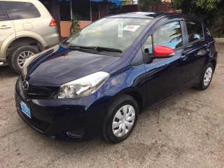 2013 Toyota Vitz Ciel for sale in Kingston / St. Andrew, Jamaica