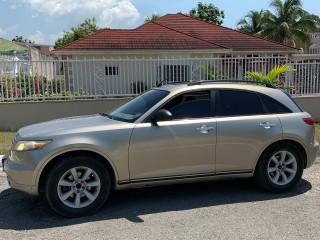 2004 Infiniti Fx35 for sale in Kingston / St. Andrew, Jamaica