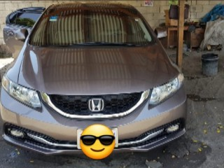 2013 Honda Civic EXL for sale in Kingston / St. Andrew, Jamaica