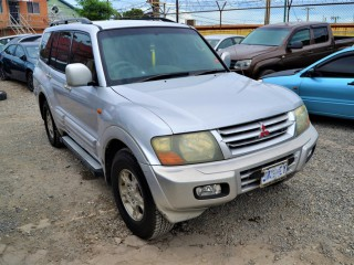 2002 Mitsubishi pajero for sale in Kingston / St. Andrew, Jamaica