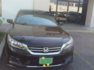 '13 Honda Accord for sale in Jamaica