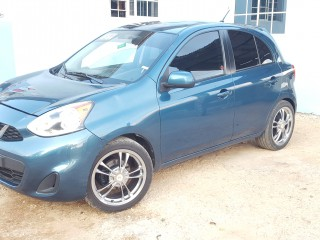 2015 Nissan March for sale in Manchester, Jamaica