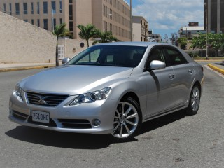 2010 Toyota TOYOTA MARK X PREMIUM for sale in Kingston / St. Andrew, Jamaica