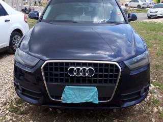 '14 Audi Q3 for sale in Jamaica