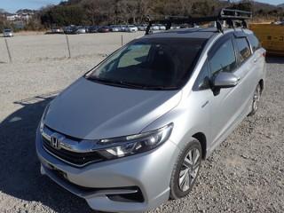 2015 Honda Fit Shuttle Hybrid for sale in Kingston / St. Andrew, Jamaica