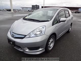 2014 Honda Fit Shuttle Hybrid for sale in Kingston / St. Andrew, Jamaica