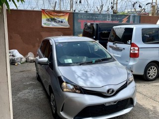 2015 Toyota Vitz for sale in Kingston / St. Andrew, Jamaica