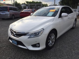 2015 Toyota MARK X YELLOW LABEL EDITION for sale in St. James, Jamaica