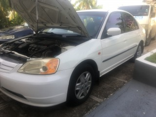 '03 Honda Civic for sale in Jamaica